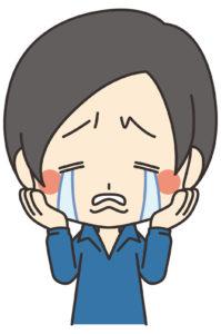 ゆうき号泣