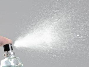 香水のつけ過ぎた時の対処法