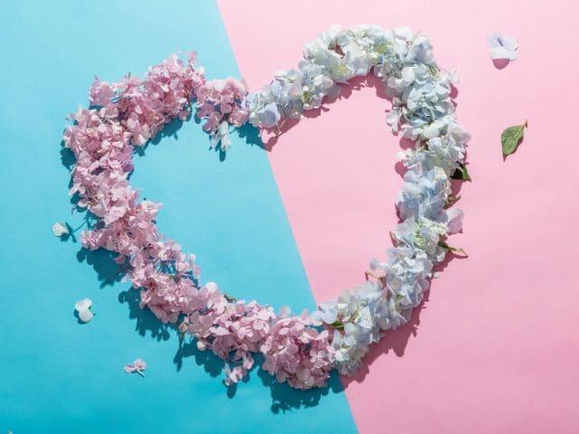 花を飾る効果