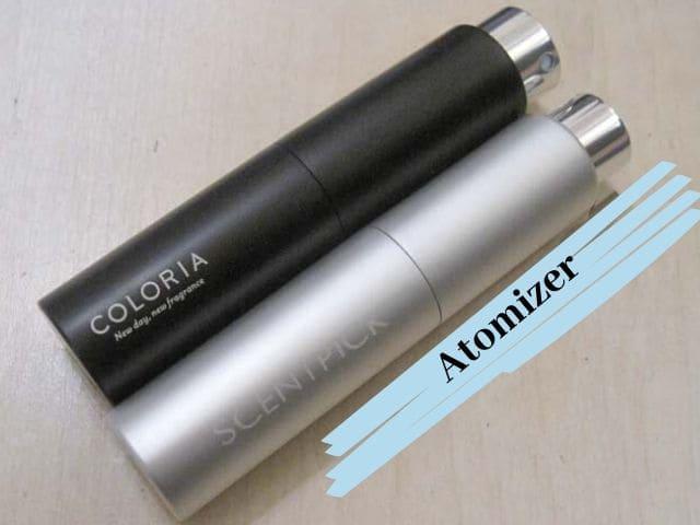 アトマイザー香水